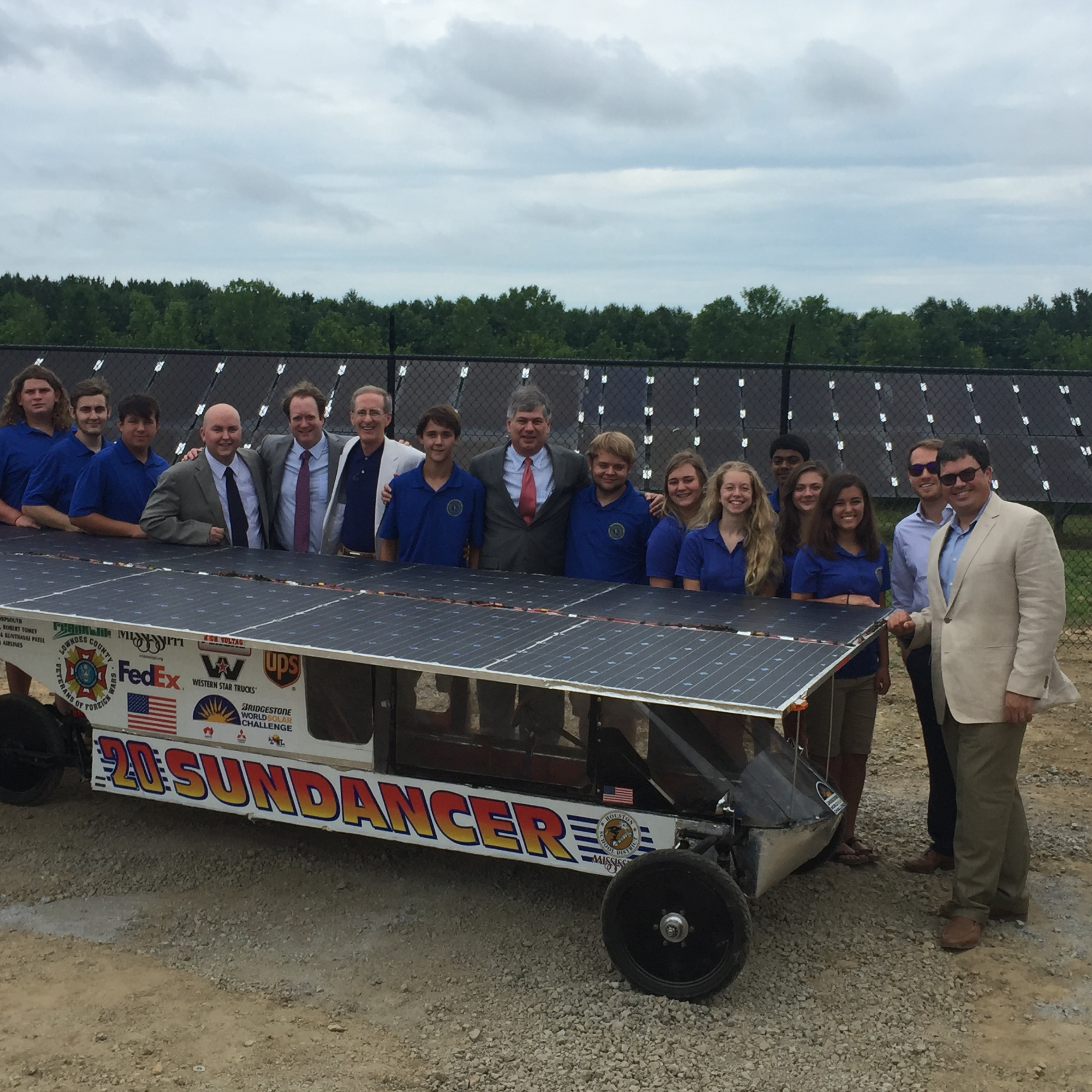 3 9mw Rural Solar Plant Commissioned In Houston Ms